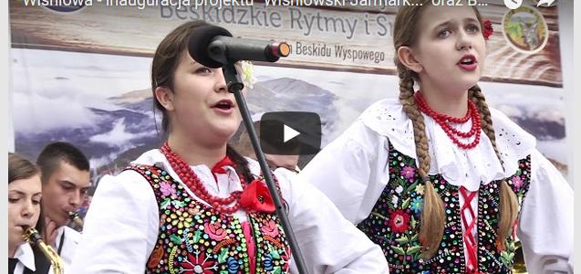 """Inauguracja projektu """"Wiśniowski Jarmark Rzemiosł i Zawodów Tradycyjnych – lokalna tradycja w działaniu"""""""