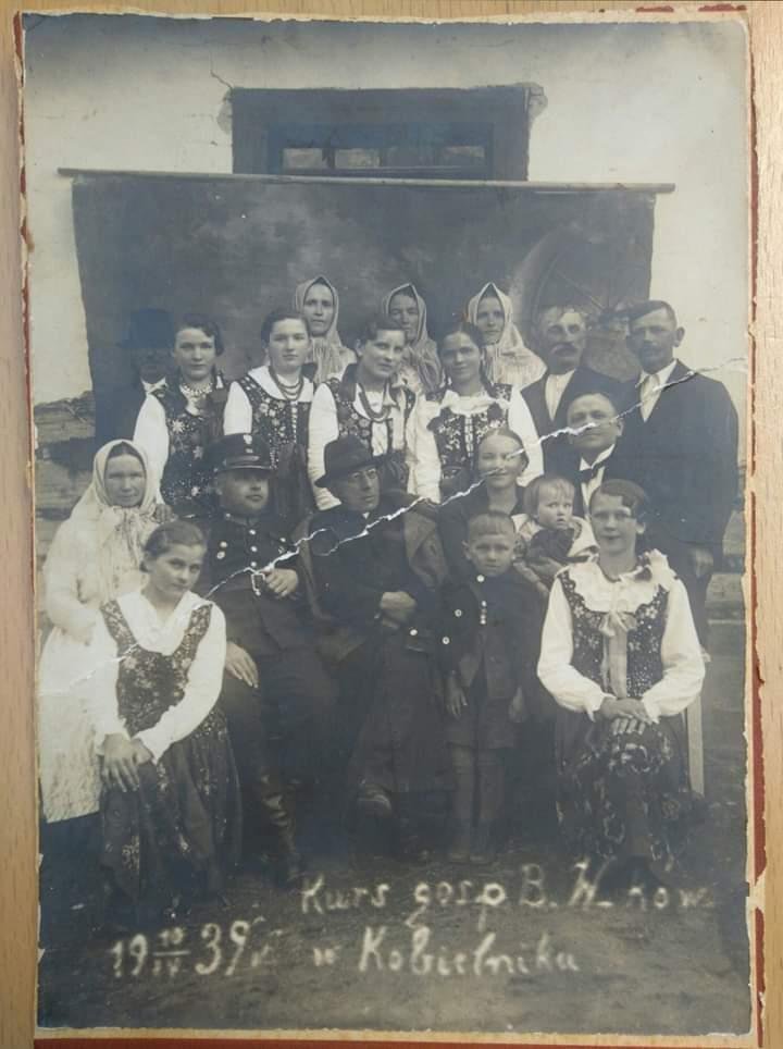 Z archiwum p. Marii Poradzisz