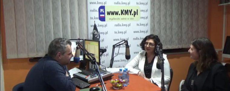 Otwarte studio radia KMY.pl – Wiśniowski Jarmark Rzemiosł i Zawodów Tradycyjnych – lokalna tradycja w działaniu