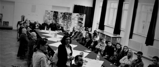 Spotkanie organizacyjne Wiśniowskiego Jarmarku