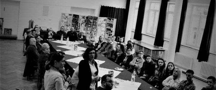 Spotkanie organizacyjne dotyczące Wiśniowskiego Jarmarku