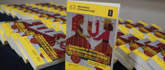"""Promocja książki """"Handmade in Wiśniowa"""""""